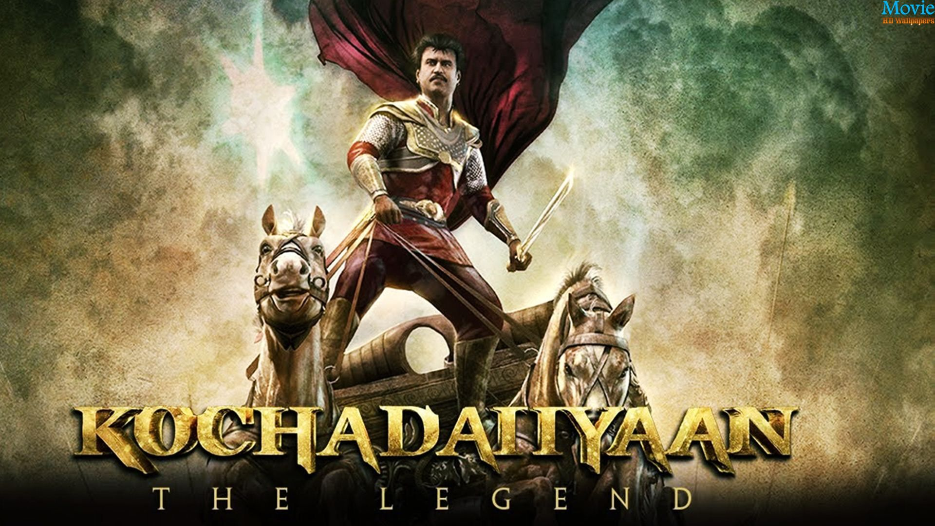 Kochadaiiyaan (2014) HIndi Dubbed Movie *BluRay*