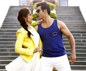 Main Tera Hero Heroine Wallpapers 300x250 Main Tera Hero