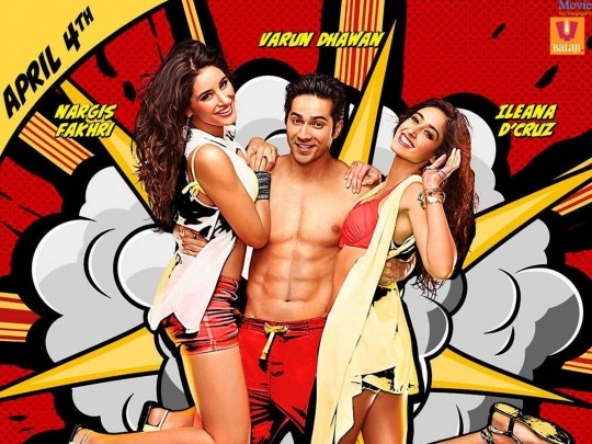 Main Tera Hero Movie HD Wallpapers 540x405 Main Tera Hero