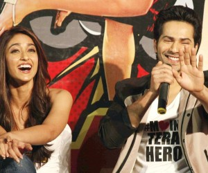 Main Tera Hero Movie Promo