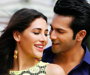 Main Tera Hero - Varun Nargis HD Wallpaper