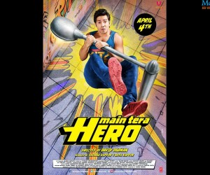 Main Tera Hero Wallpapers