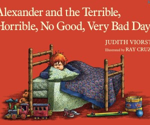 Alexander and the Terrible, Horrible, No Good, Very Bad Day Movie