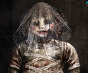 Annabelle Doll Wallpapers