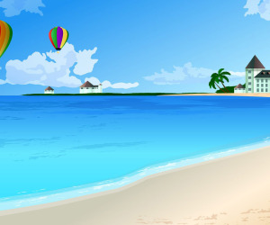 Beach Vector HD Wallpapers