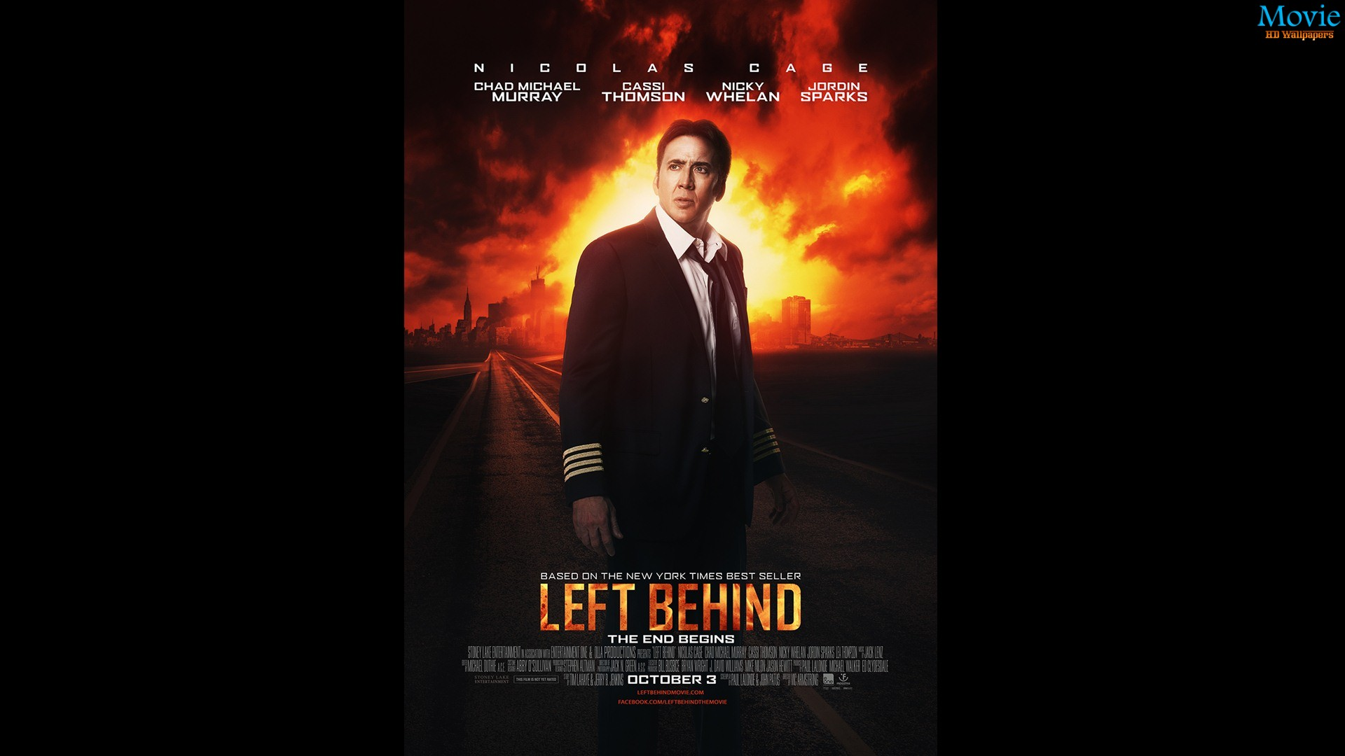 Rayford Barnes Wallpapers Left Behind Movie HD Wallpapers