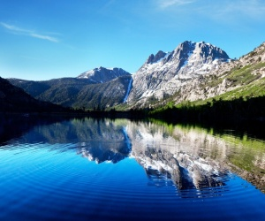 Mountain and Lake Wallpapers