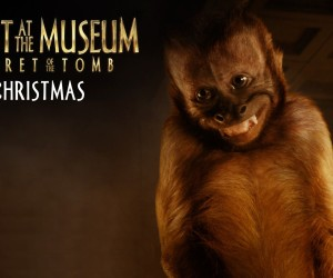 Night at the Museum Secret of the Tomb Monkey