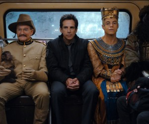 Night at the Museum Secret of the Tomb Movie