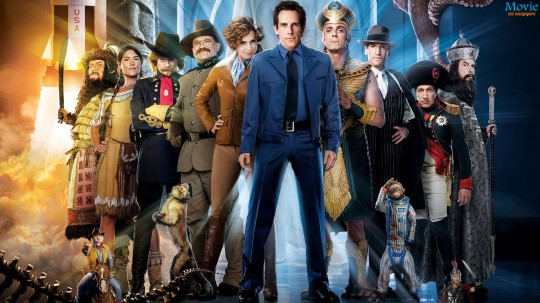 Night at the Museum Secret of the Tomb Movie HD Wallpapers