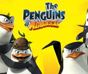 Penguins of Madagascar Funny Wallpapers