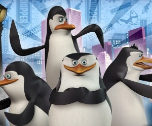 Penguins of Madagascar Movie HD Wallpapers
