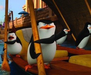 Penguins of Madagascar Movie Wallpapers