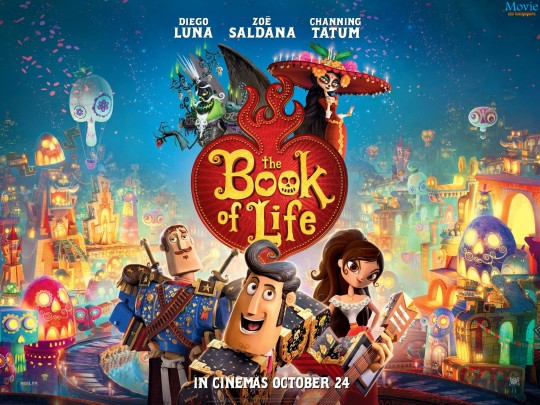 The Book of Life 2014 Movie Wallpapers