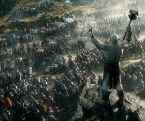 The Hobbit The Battle of the Five Armies HD Wallpaper