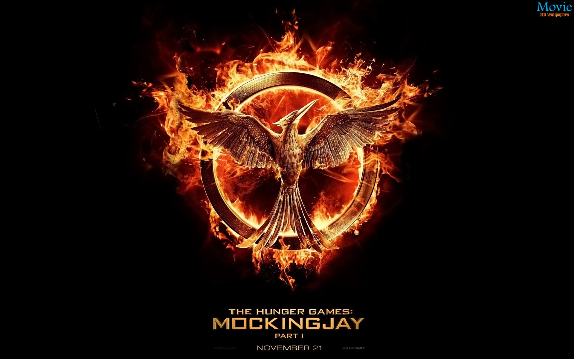 The hunger games mockingjay part 1 free wallpapers