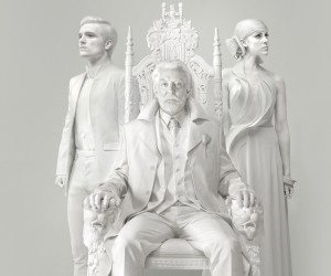 The Hunger Games Mockingjay - Part 1 White Wallpapers