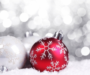 Christmas Ornaments Wallpapers