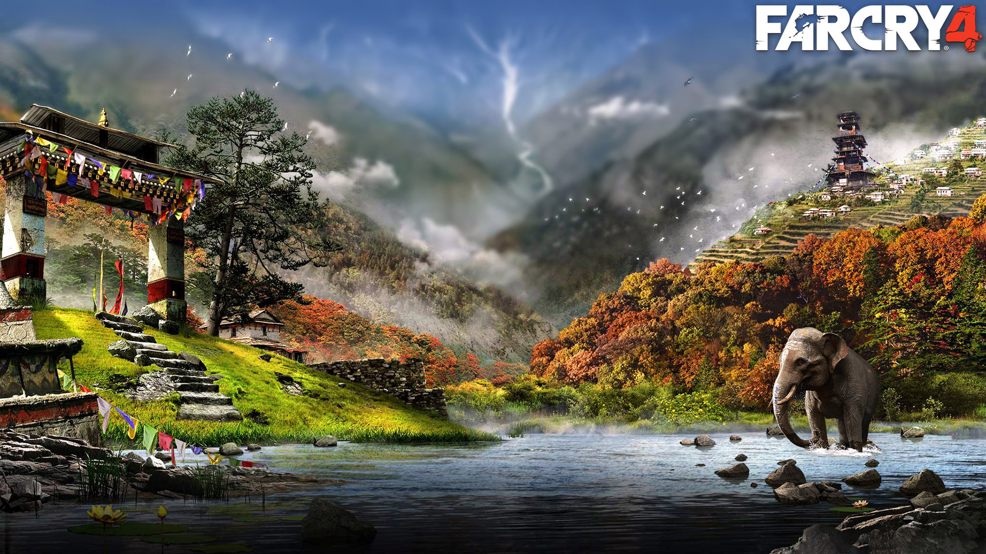 Far Cry 4 Wallpapers - Wallpaper Cave  Far Cry 4 Wallpaper Hd
