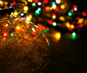 Christmas Lights Wallpapers