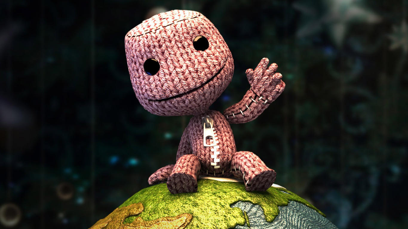 Little Big Planet Wallpaper: Movie HD Wallpapers