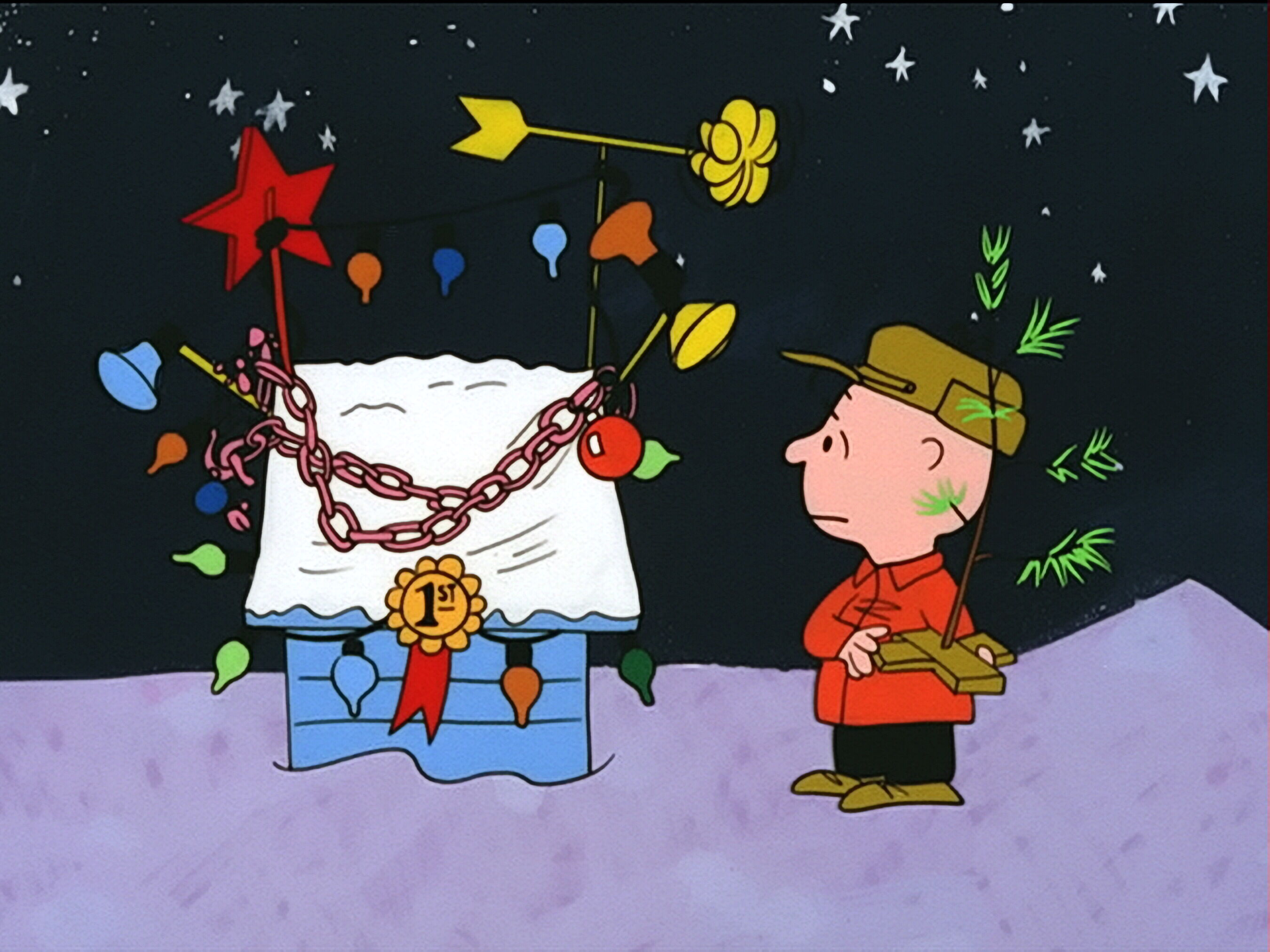 A Charlie Brown Christmas | Movie HD Wallpapers