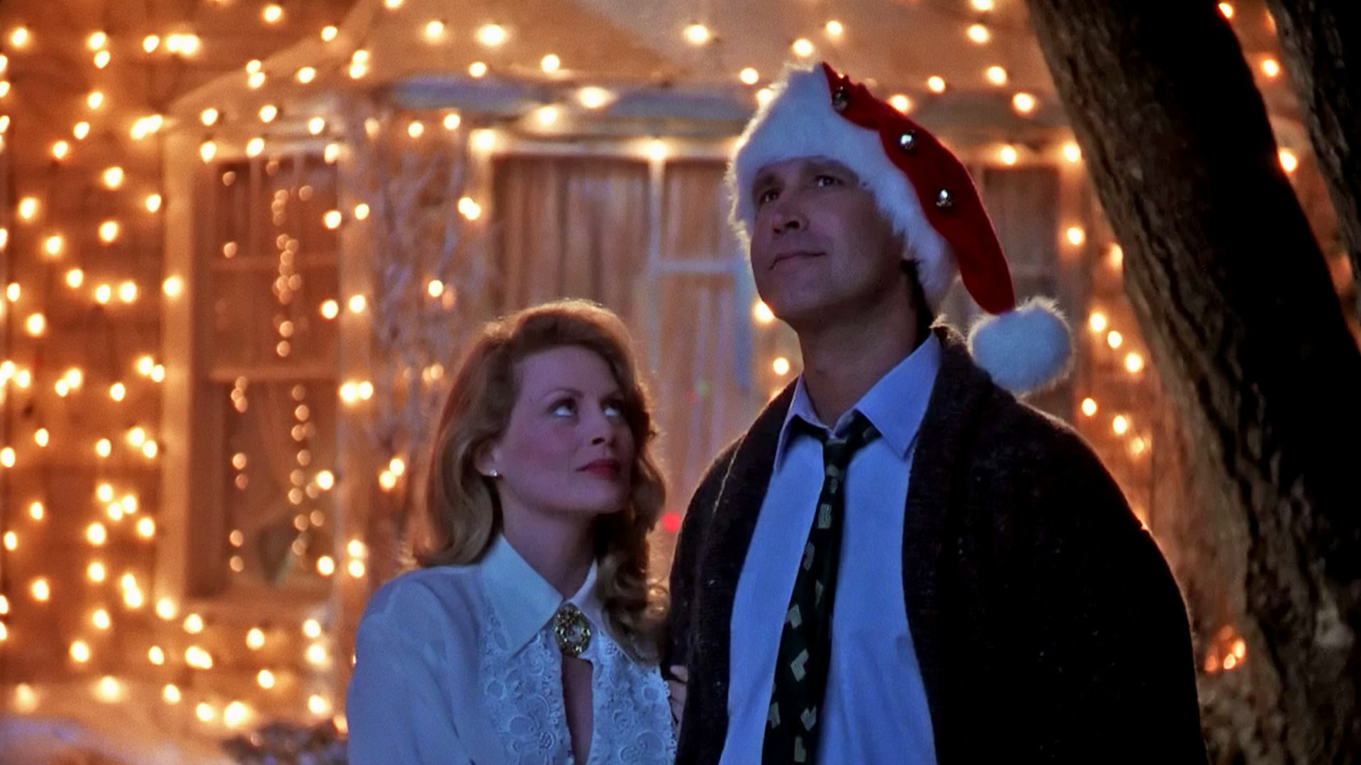 National Lampoon's Christmas Vacation-Wallpaper