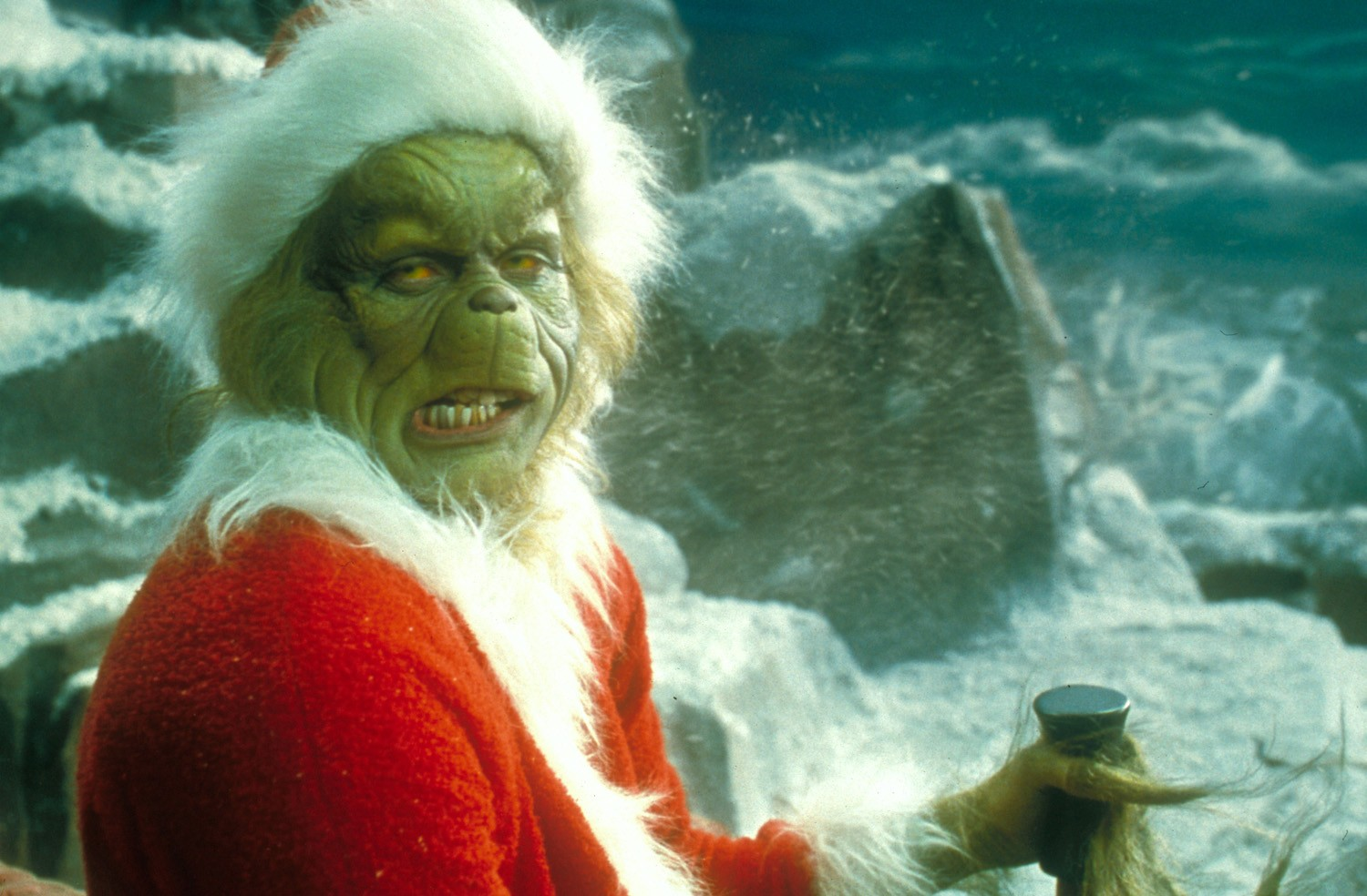 Magnificent How The Grinch Stole Christmas Movie Hd Wallpapers Easy Diy Christmas Decorations Tissureus