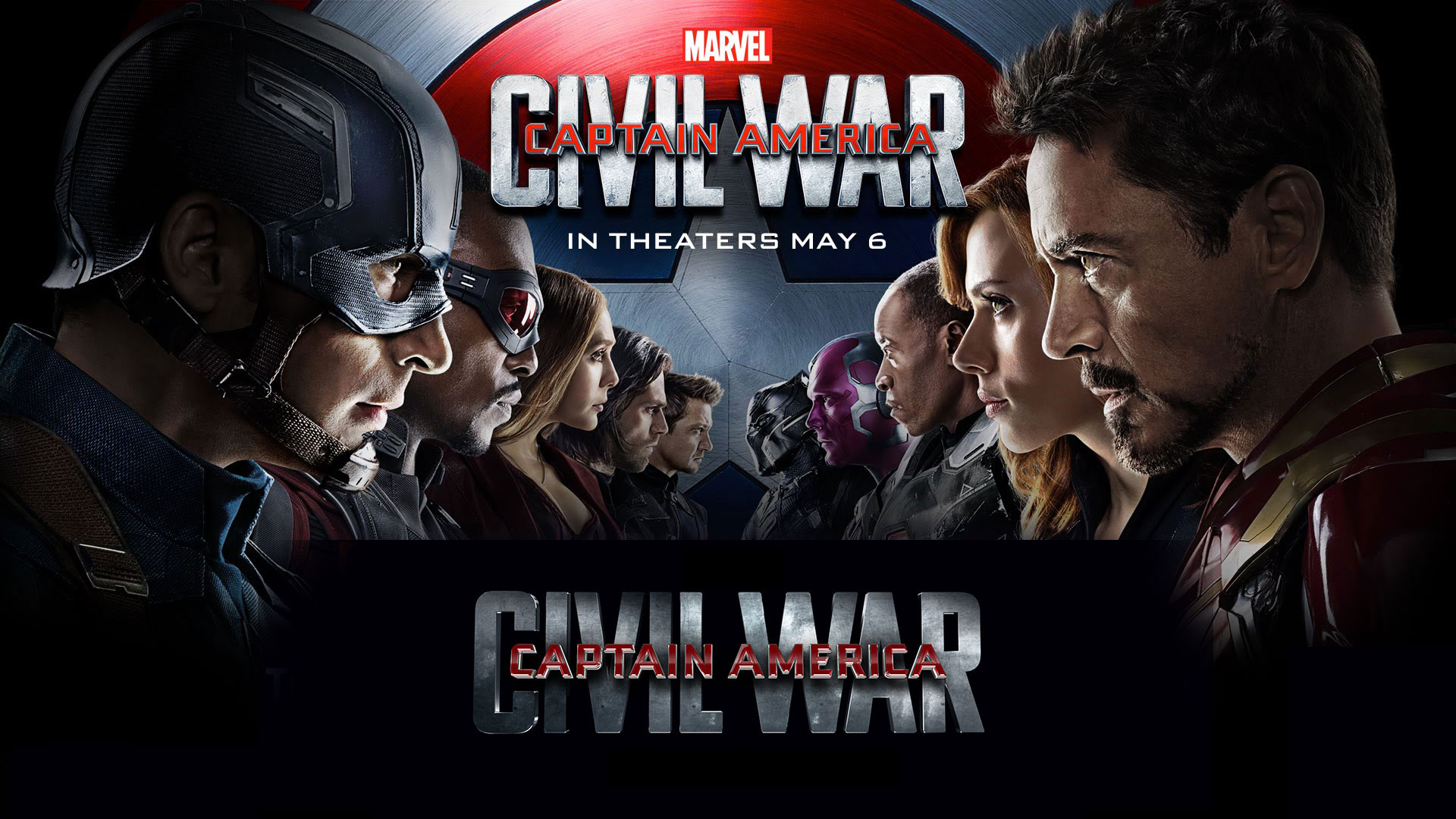 Captain America Civil War Photos