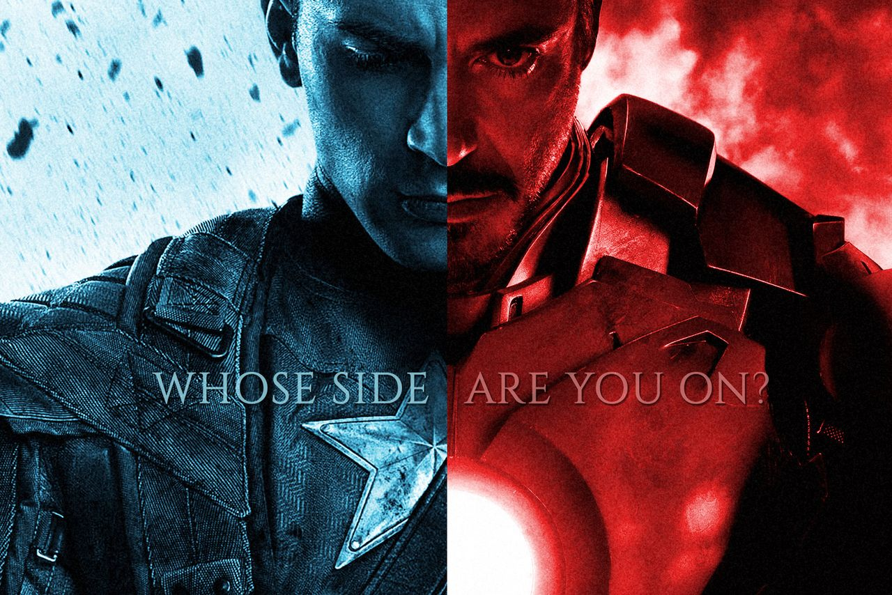 Captain America Civil War Wallpaper HD