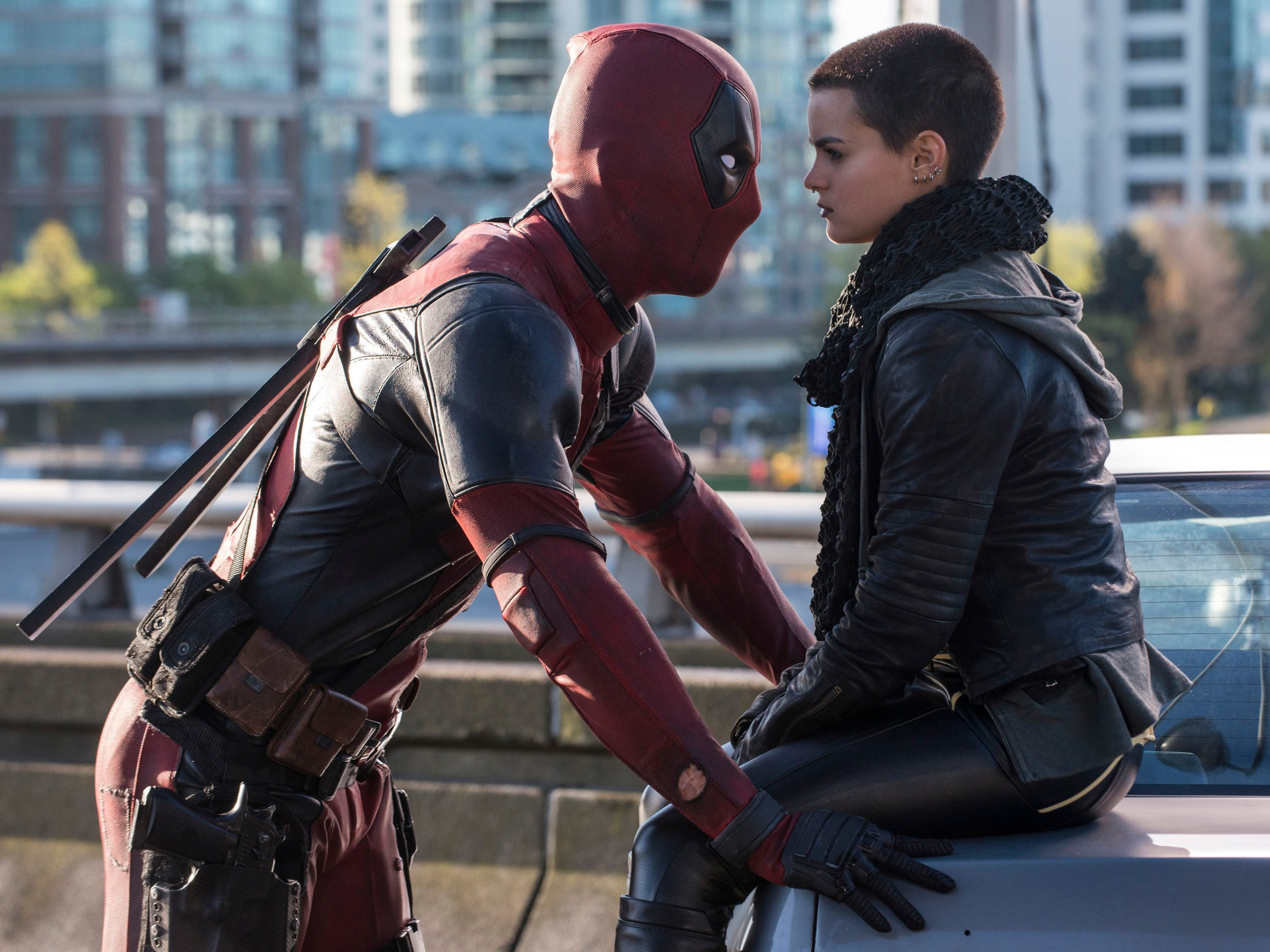 Deadpool Pictures