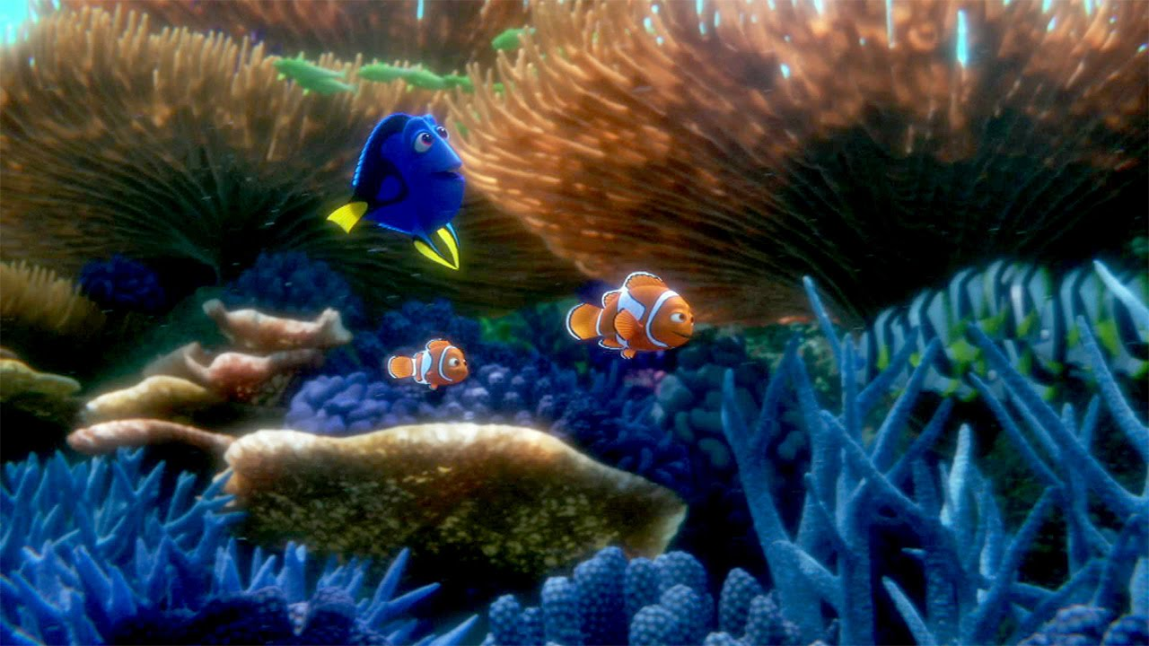 Finding Dory High-Quality Wallpapers