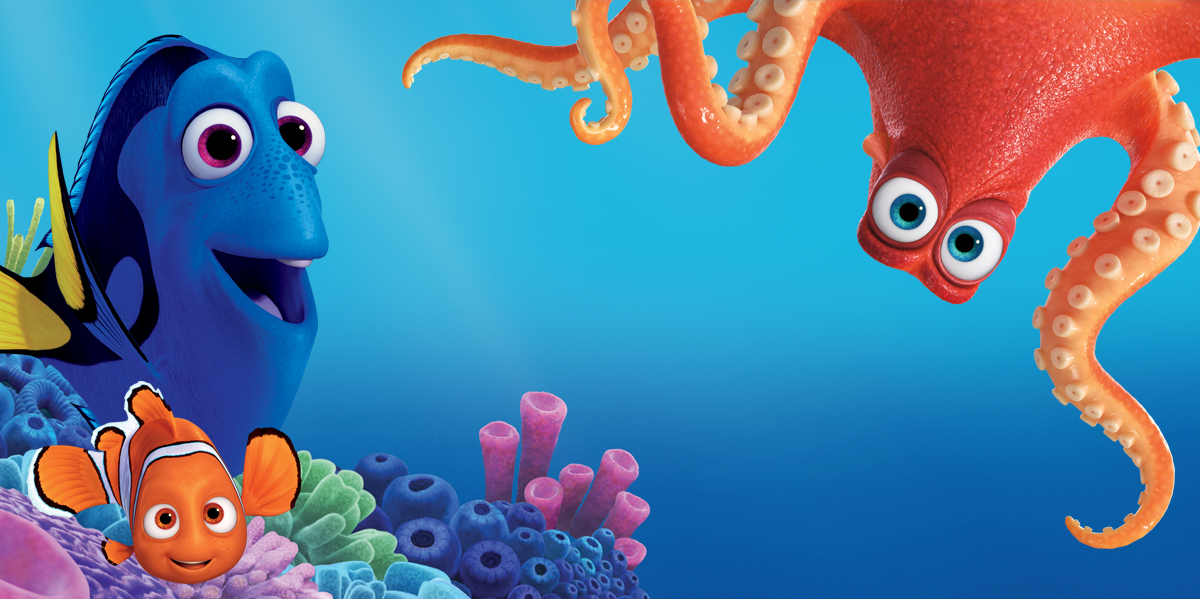 Finding Dory Latest Wallpapers