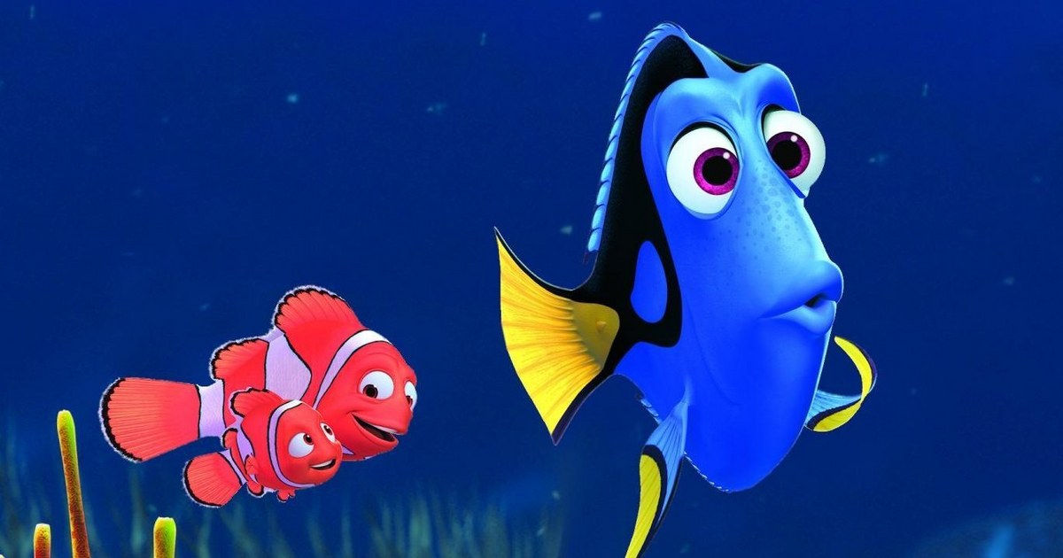 Finding Dory New Wallpapers