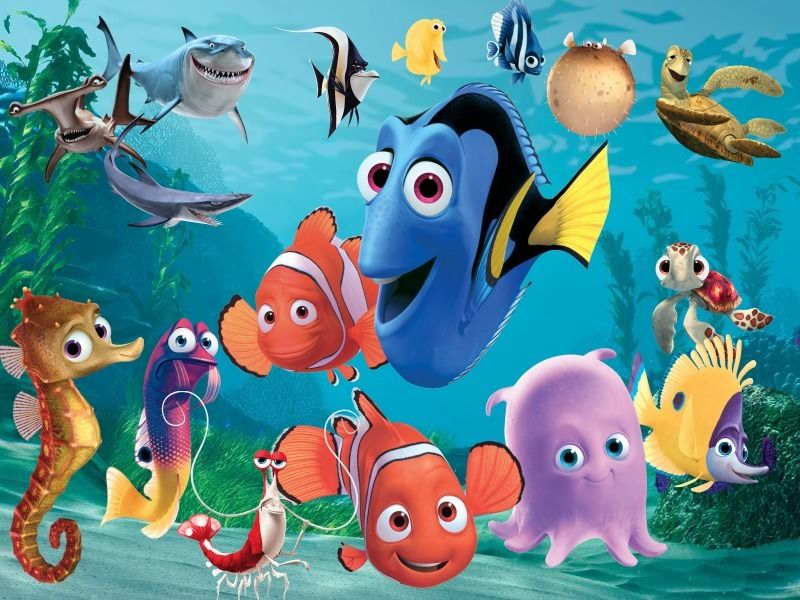 Finding Dory Wallpapers | Movie HD Wallpapers