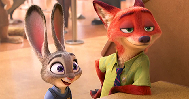 Zootopia HD Images