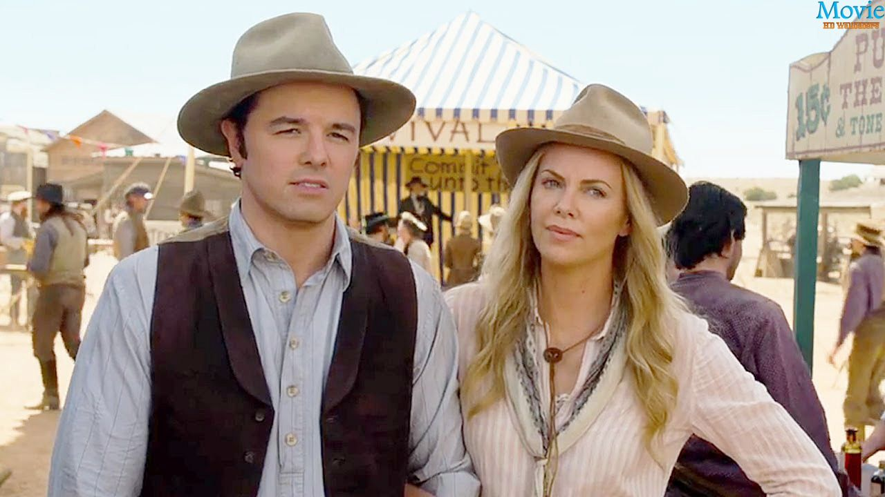 A Million Ways to Die in the West | Movie HD Wallpapers