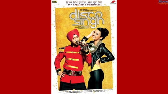 Disco Singh Movie Wallpapers
