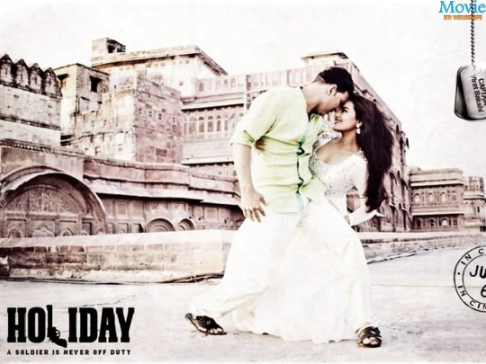 Holiday Bollywood Movie HD Wallpapers
