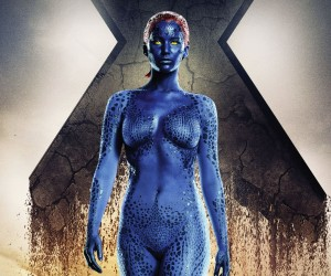 Jennifer Lawrence in X Men Days of Future Past Wallpapers