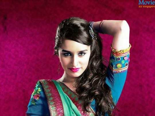 The Villain Shraddha Kapoor Wallpaper