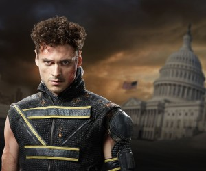 X Men Days of Future Past Sunspot Wallpapers