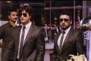 Anjaan - Suriya and Vidyut Jamwal Wearing Coat Pant