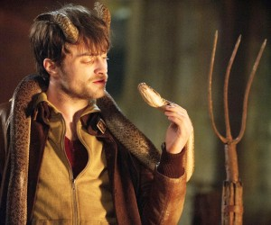 Horns Movie - Daniel Radcliffe Movie Stills