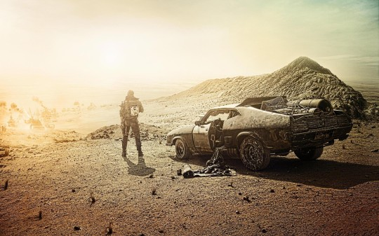 Mad Max Fury Road HD Wallpapers
