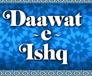 Daawat-e-Ishq Blue Background Wallpapers