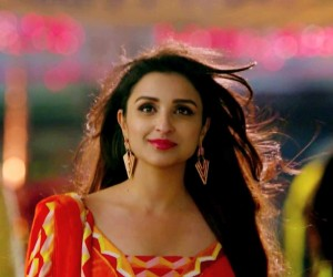 Daawat-e-Ishq - Parineeti Chopra Red Lips Wallpaper