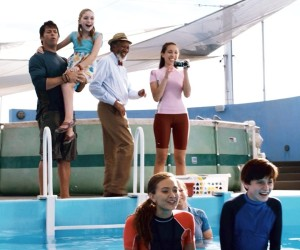 Dolphin Tale 2 Movie Still HD Wallpapers