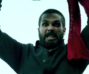 Haider - Shahid Kapoor in Action