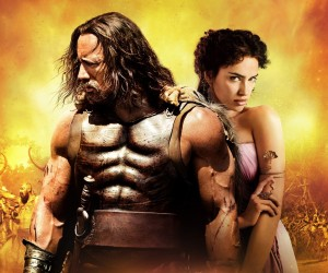 Hercules 2014 Movie Actress and Rock Wallpapers